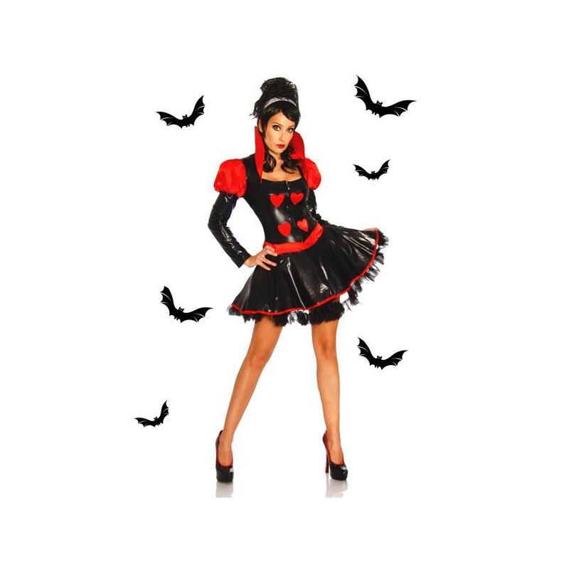 """Petticoat-Kostüm """"Queen of Hearts"""
