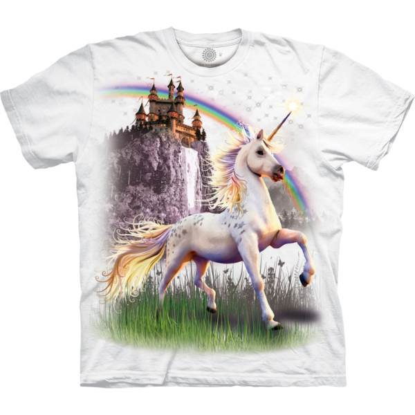 The Mountain Kinder T-Shirt Unicorn Castle Special Edition